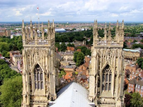 York Minster blue badge guided tour