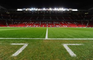 Old Trafford, Manchester United Stadium