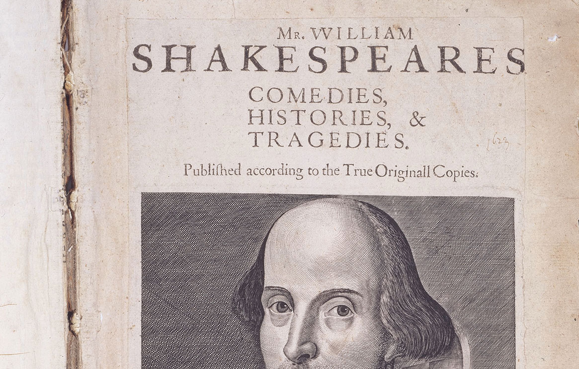 Shakespeare first edition
