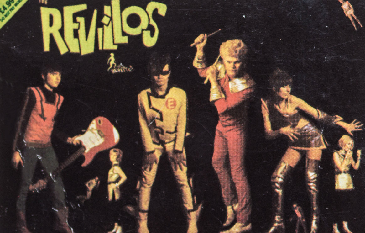 New Wave band the Razillos
