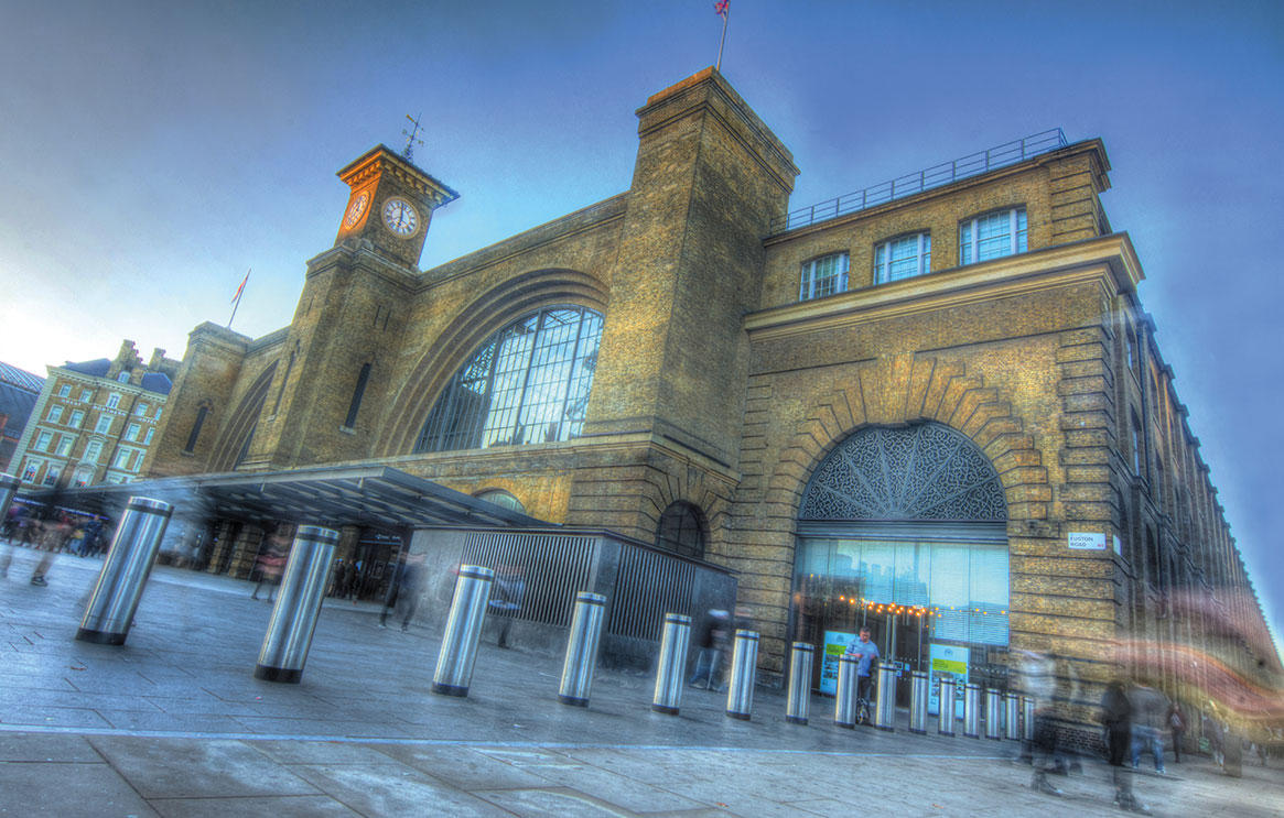 Kings Cross, Harry Potter film location