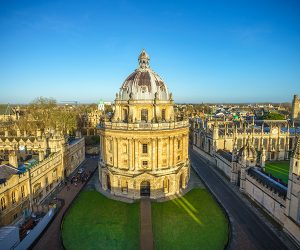 Christ Church University Oxford