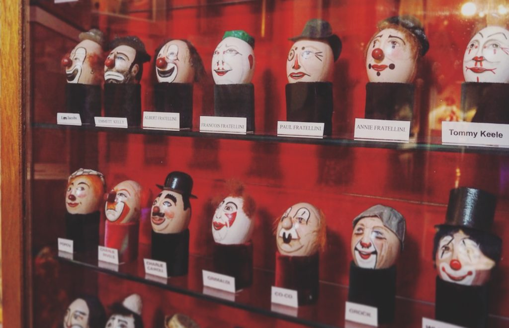 the clown museum