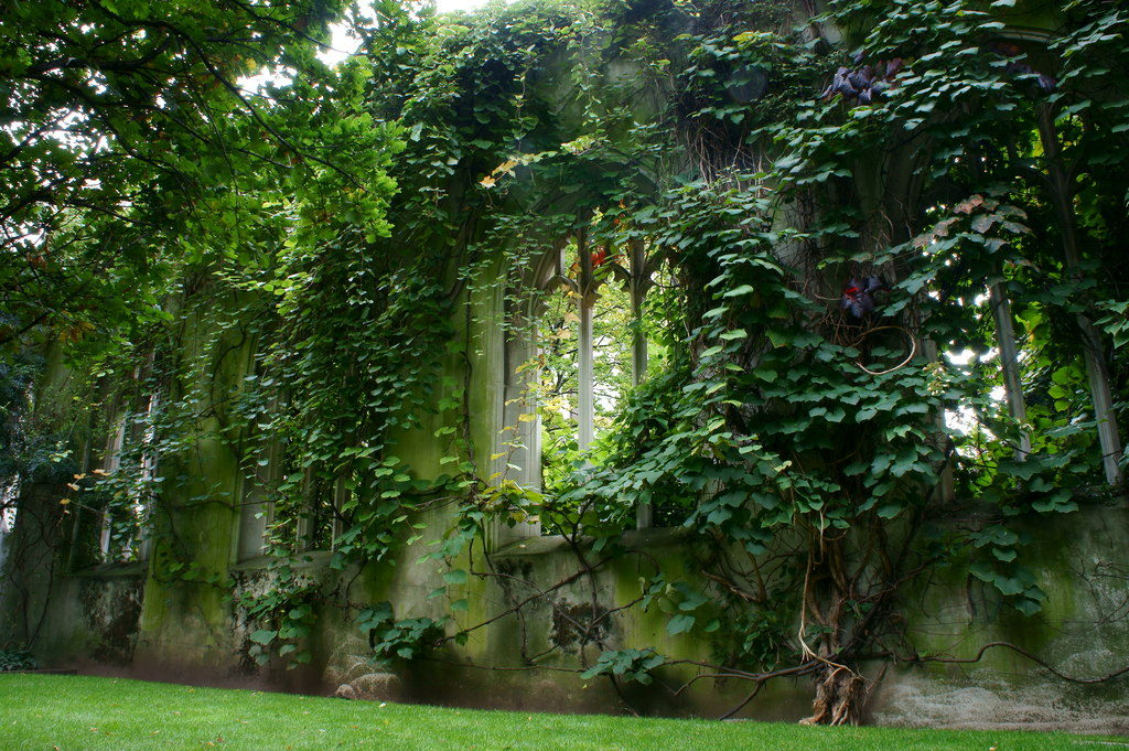 st dunstans church garden london