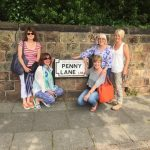 Blue badge guided Beatles tour