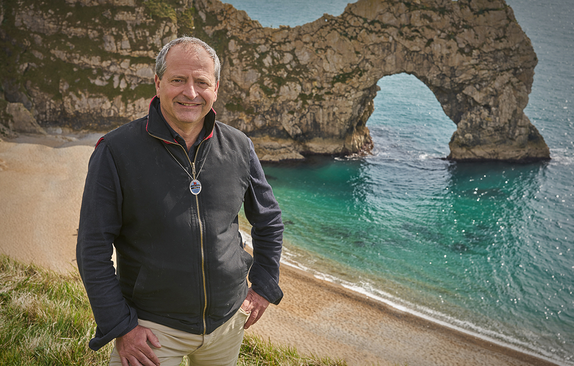Dorset Blue Badge Guide Richard Madden