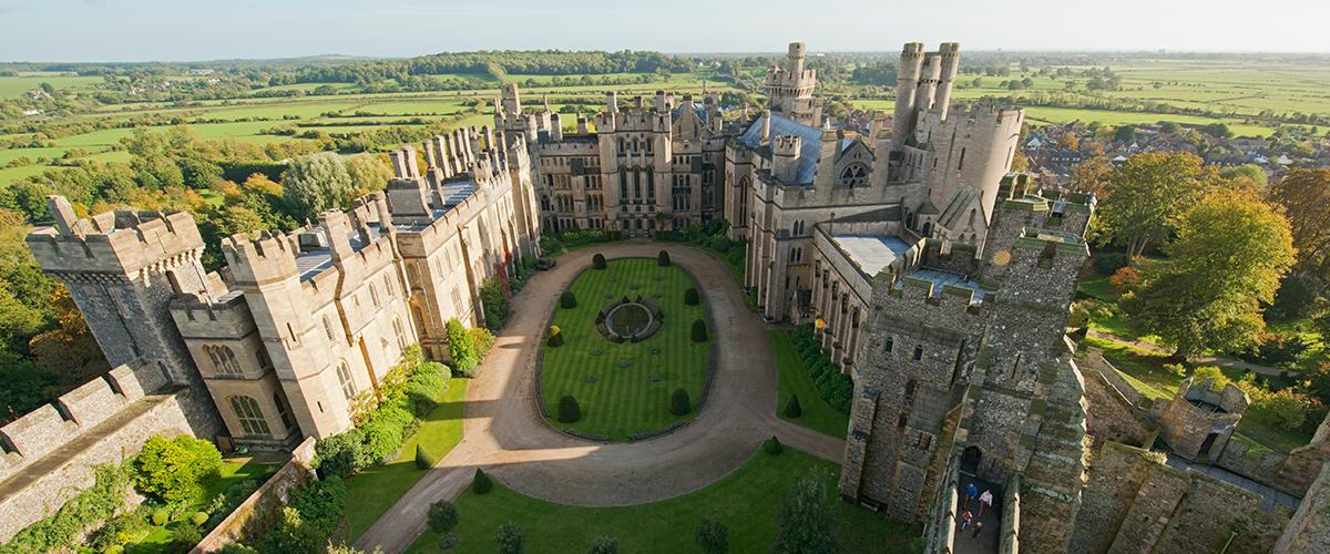 Arundel Castle Tour British Guild Of Tourist Guides