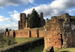 Kenilworth Castle, Heart of England