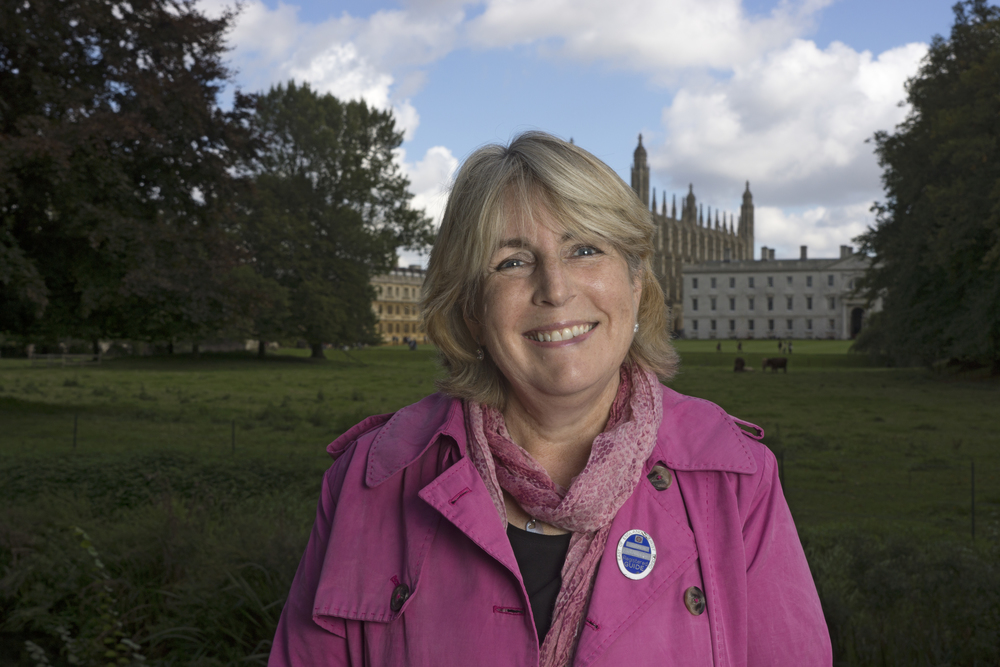 Rosies Zanders, Blue badge guide Cambridge