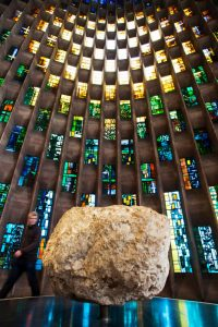 Stained Glass Windows in Coventry Cathedral