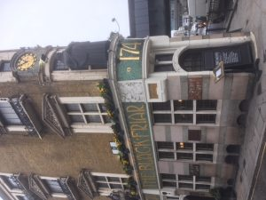 The Blackfriar pub, London