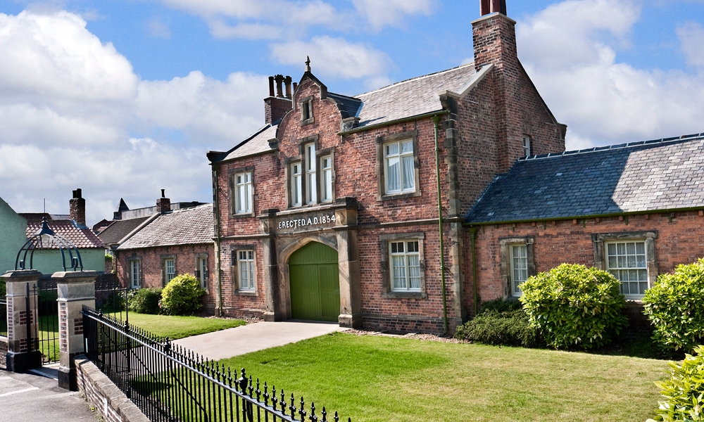 Ripon Workhouse-Exterior