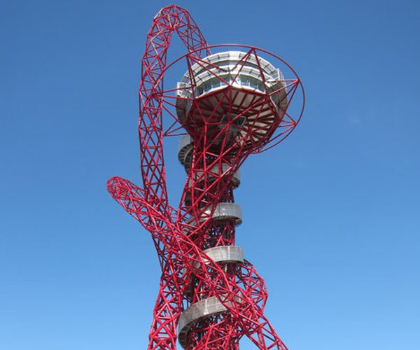 orbit slide, olympic park