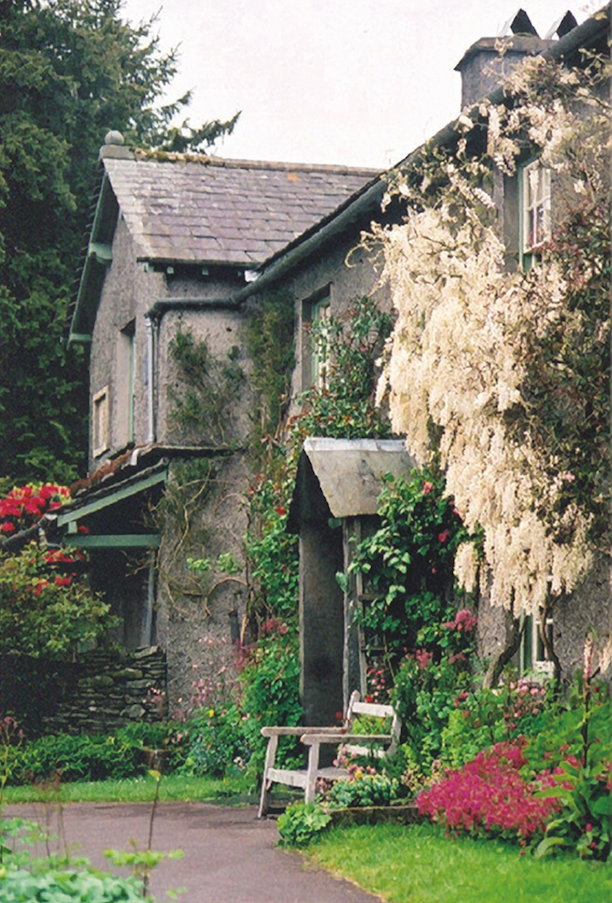Hill Top, the house of Beatrix Potter