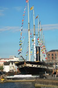 The SS Great Britain, Isambard Kingdom Brunel
