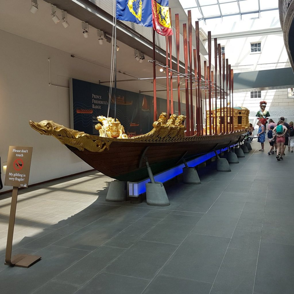 Tours for my kids Greenwich museum