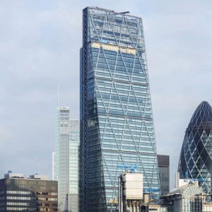 The Cheesegrater - London
