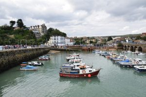 Folkestone Harbour & Spy House