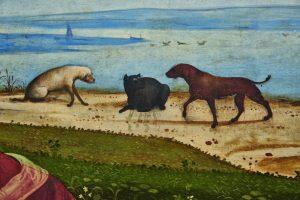 Piero Di Cosimo dogs