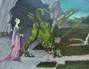 dragon - Paulo Ucello