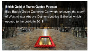Diamond Jubilee Galleries podcast