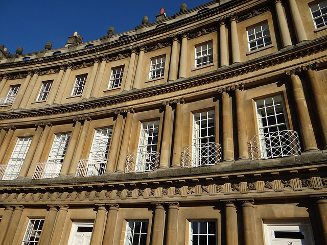 Bath, Georgian Houses