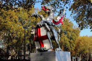 Saint George Dragon, London