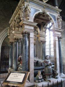 Sir Lawrence Tanfield's Tomb