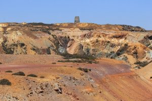 Parys Mountain, Anglesey, Wales