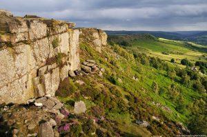 Curbar Edge © Peak District National Park