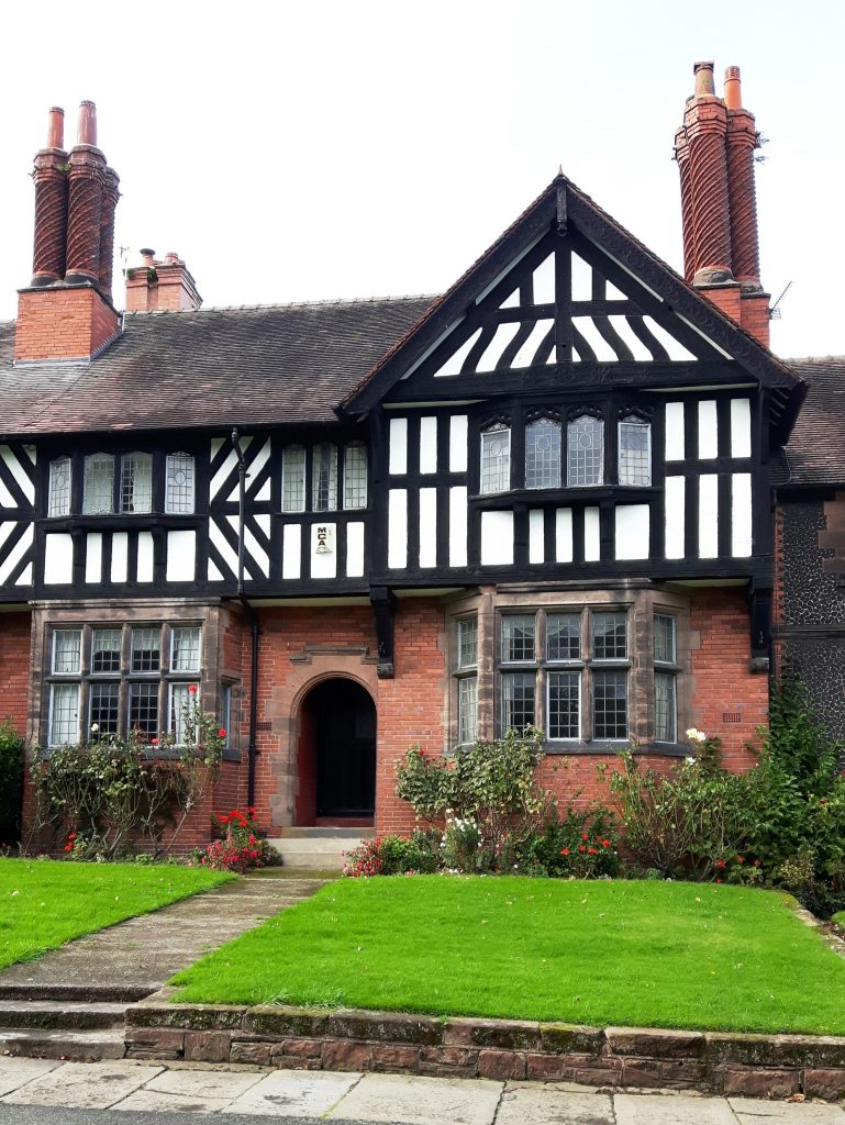 L'Pool Pollys House Sutton Coldfield or Port Sunlight