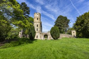 Wentworth Castle Gardens Castle folly