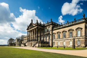 Wentworth Woodhouse East Front Media