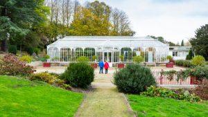 Wentworth Castle Gardens - Conservatory