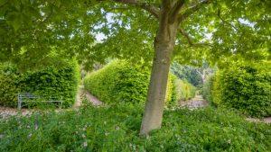 union jack gardens - Wentworth Castle Gardens