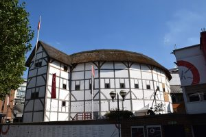 Shakespeare Globe theatre, London