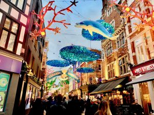 Carnaby St Lights 2019