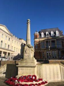 War memorial London