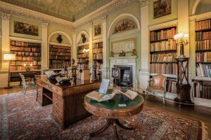 Harewood House, The Old Library