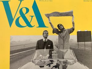 Poster for the V&A Car exhibition