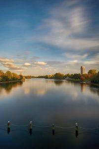 Serpentine Lake, Hyde Park