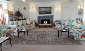 Royal Yacht drawing room