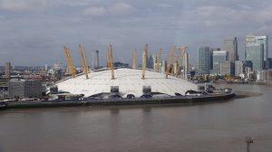 Millennium Dome O2