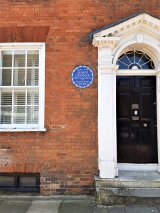 George Chapman`s House