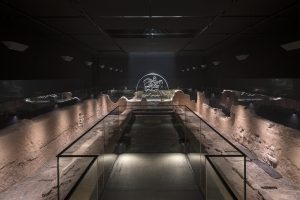 The Temple of Mithras – London Mithraeum Bloomberg Space