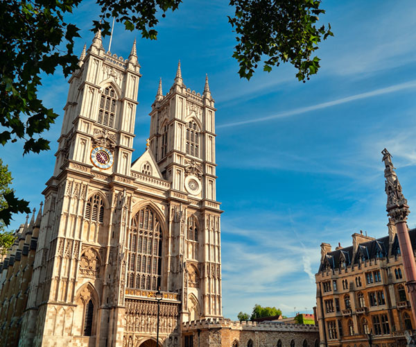 Private tour of Westminster Abbey